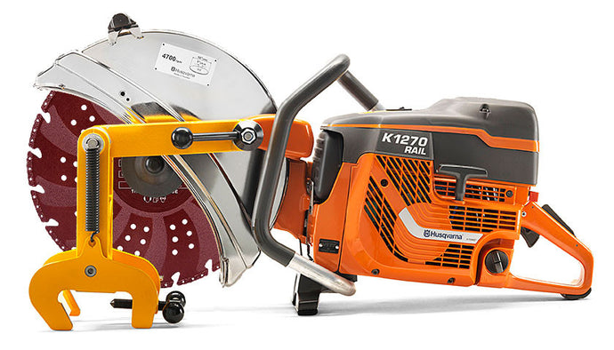 Husqvarna K1270 Rail Gas Saw
