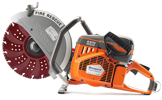 Husqvarna K970 Fire Rescue Gas Saw