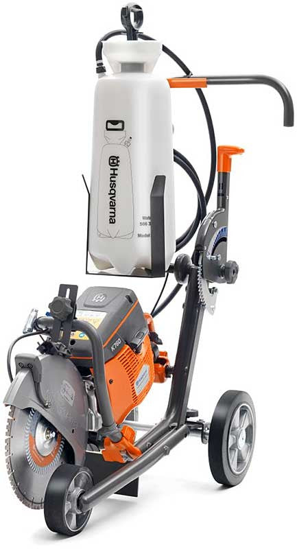 587768401 - Husqvarna KV760 Cutting Trolley