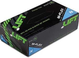 LIFT Ni-Flex Disposable Work Gloves