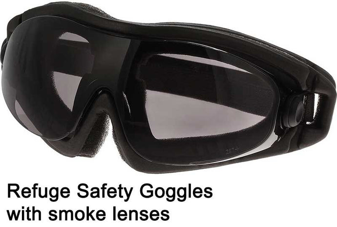 LIFT Refuge Safety Goggles