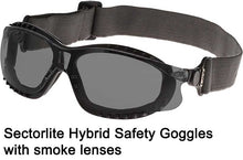 LIFT Sectorlite Hybrid Safety Goggles