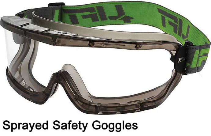 LIFT Sprayed Safety Goggles