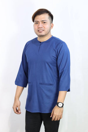 Eid21 - Kurta Double Pocket 3/4 Sleeve