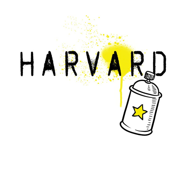 Harvard spray can - Dry blend - Adult Sizing