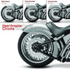 Two-Five-O Wide Tire Conversion for 6 speed Twin Cam Softail® 2008 to 2017