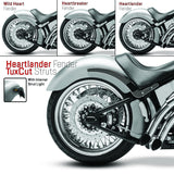 Two-Five-O Wide Tire Conversion for 5 speed Twin Cam Softail® 2000-2006