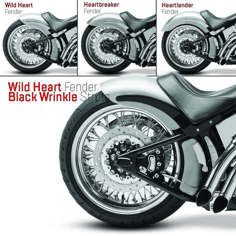 Two-Five-O Wide Tire Conversion for Milwaukee-8®  Softail® 2018 to Present