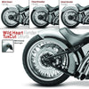 Two-Five-O Wide Tire Conversion for 6 speed Twin Cam Softail® 2007 Only