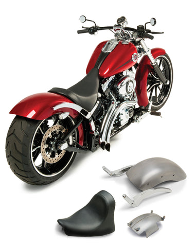 Heart Breaker Fender Conversion for Breakout®  2013 to Present