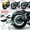 240 D Wide Tire and Fender Conversion Fits Dyna®    2006 to 2017