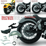 240 D Wide Tire and Fender Conversion Fits Dyna®    2006 to Present