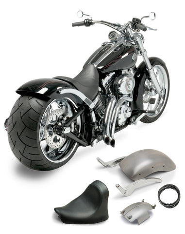 280 Rear Tire Conversion for Rocker® and Rocker® C   2008 to 2011