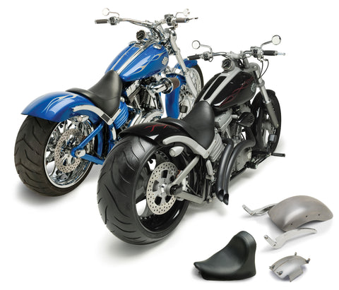 E-Z R Rear Fender Conversion for Rocker® and Rocker® C 2008 to 2011