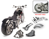 Two-Five-O  Wide Tire Fender Swing Arm Conversion For Deuce® 2000-2007