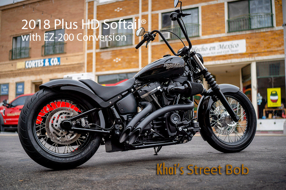 2018 to Present Softail M8 200 rear tire kit