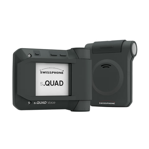 Swissphone s.QUAD Voice Pager