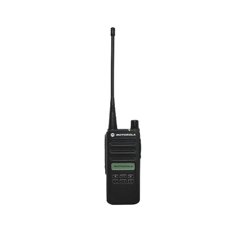Motorola CP100d UHF portable radio with display
