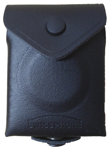 Swissphone s.Quad leather case