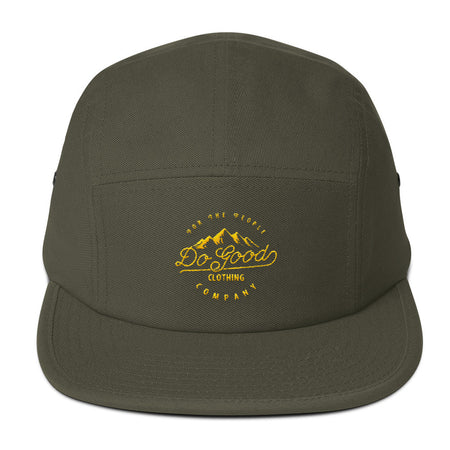 The Urban Explorer Camp Cap - Olive