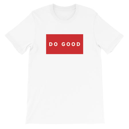 Red Rectangle Tee