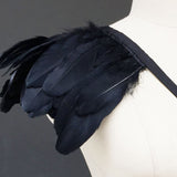 Black Wings Body Harness
