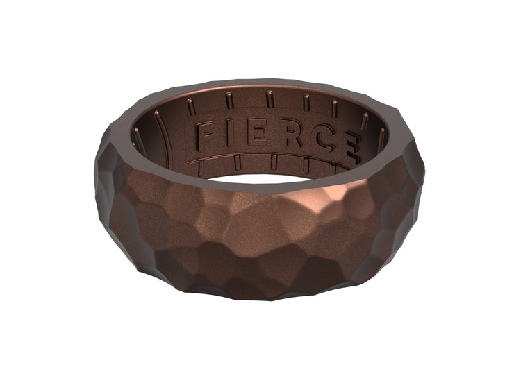 Men's Forged Fierce Ring / Bronze