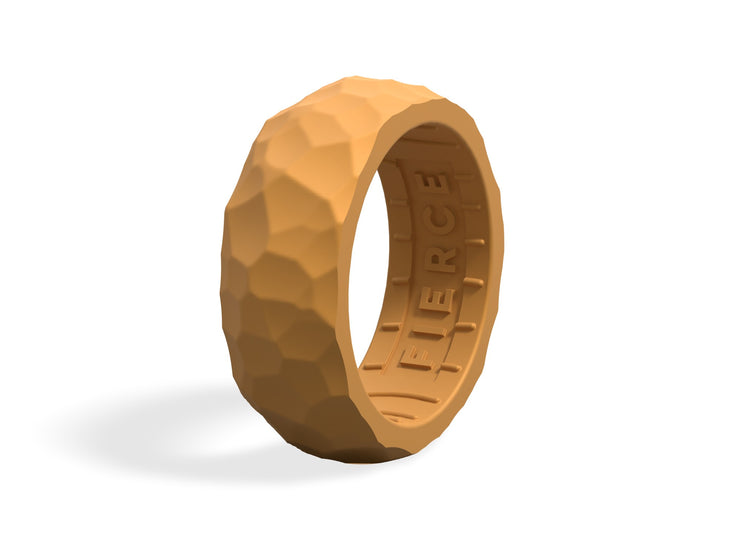 Men's Forged Fierce Ring / Desert