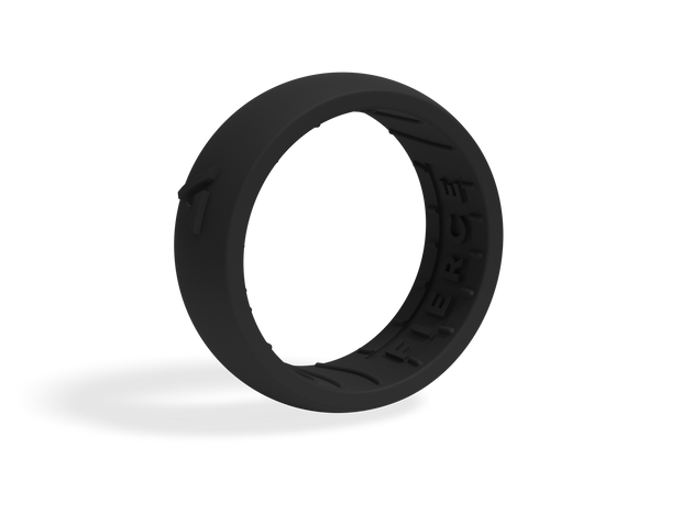 Men's Fierce Ring / Pitch Black