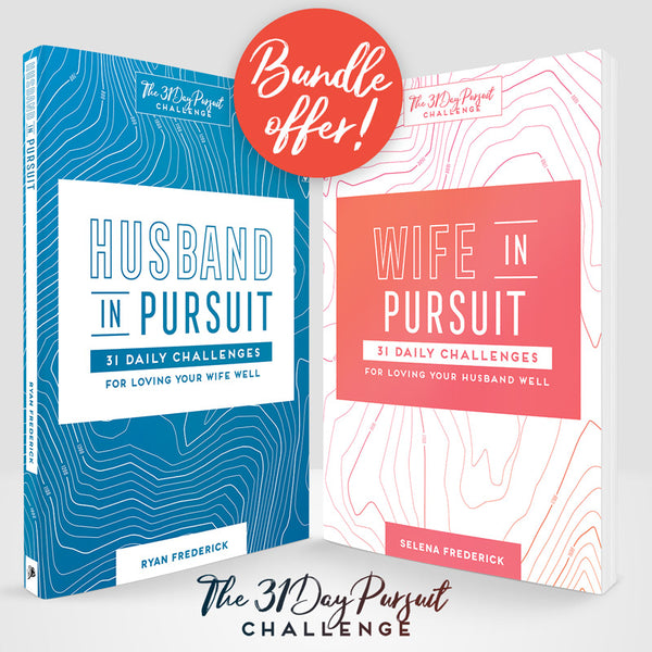 The 31 Day Pursuit Challenge: Couple's Bundle (2 Books)