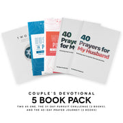 5 Book Devotional Bundle