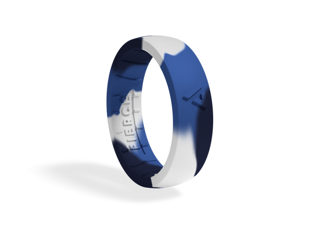 Women's Fierce Ring / Blue Camo