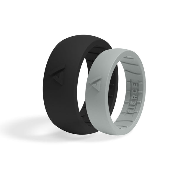 Fierce Rings Silicone Wedding Rings With Breathability And Style