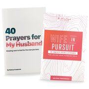 Pray & Pursue Wife's Bundle