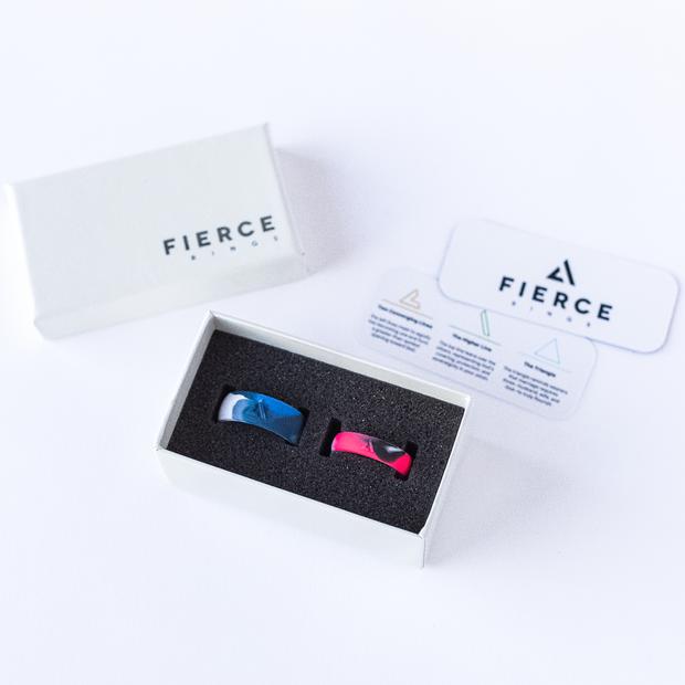 Fierce Rings Couple's Pack (Get 2 Rings)