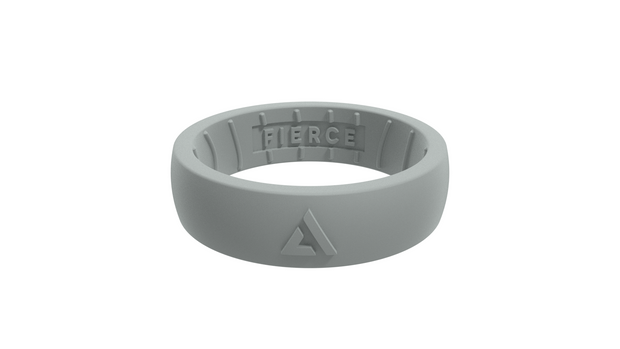 Women's Fierce Ring / Stone Gray