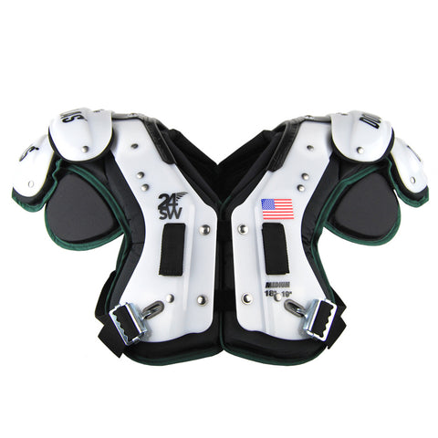 Shoulder Injury Pad Cushion Football Pads Sports /& Outdoors Protective Gear