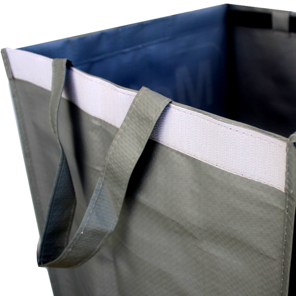 Premium Recycling Bags/Bins - Pack of 3-180GSM - 34x34x44cm - 50L