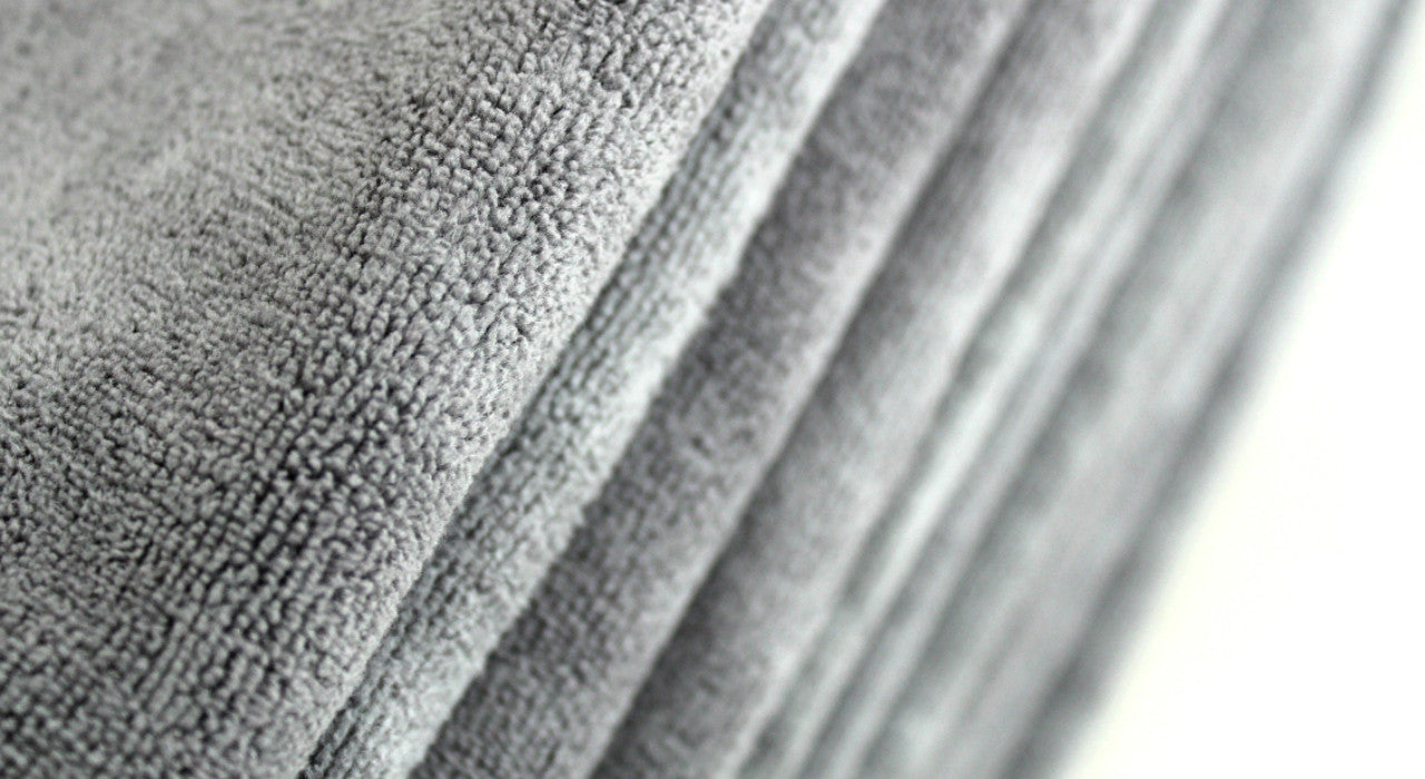 Microfibre Car Cloths