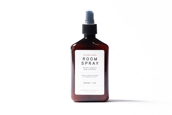 The Noble Series Room Spray | Bergamot + Teak