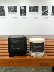The Bold Series Soy Candle - BAMBOO + JASMINE - Case of 6