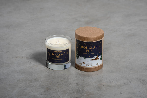 HOLIDAY CANDLE | DOUGLAS FIR SEASONAL BLEND
