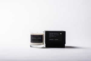 The Bold Series Soy Candle - GERANIUM + CURRANT - Case of 6