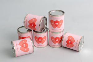 Limited Edition | Valentine's Day Candle | Manready Mercantile - Case of 6