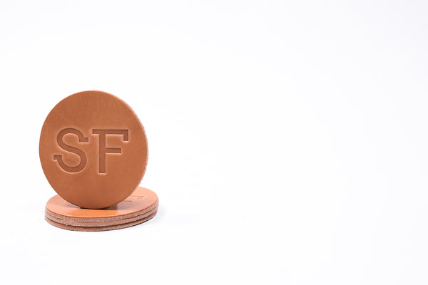 Coaster 4 Pack SF | Russet | Manready Mercantile