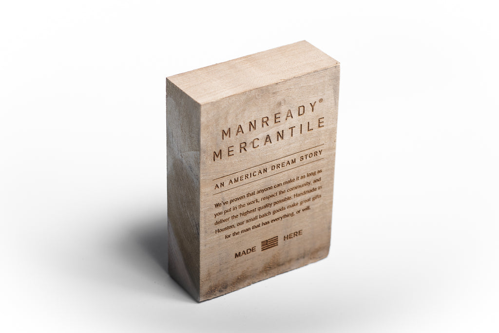 Manready Mercantile | POP Wood Blocks