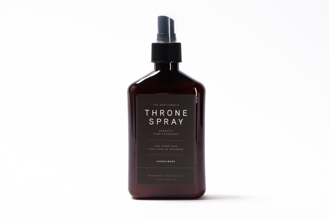 Throne Spray | SANDALWOOD Case of 6