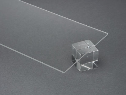 Clear Colorless Acrylic Thick Sheet