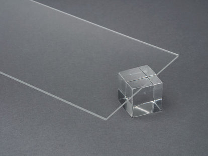 "Clear Colorless 0.040"" Acrylic Sheet"