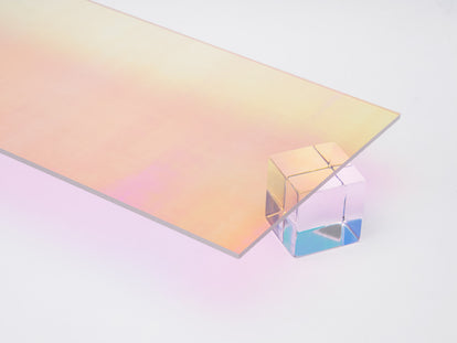 Radiant Iridescent Acrylic Sheet